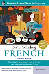 Better Reading French, 2nd Edition (Better Reading Series) Kindle Edition