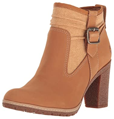 Timberland Women s Glancy F L Side Zip Boot Ankle Bootie 76641069d