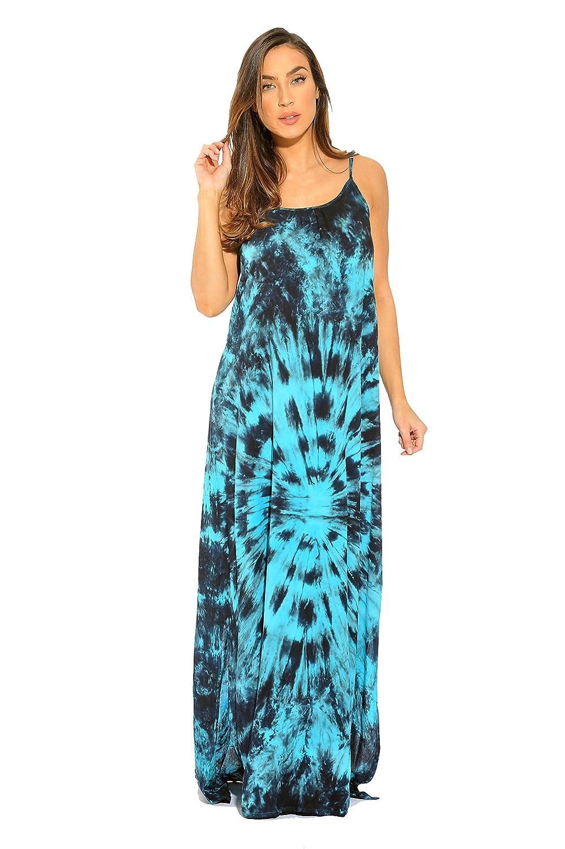Riviera Sun DRESS レディース B01LXCJTSM 2X|Black / turquoise Black / turquoise 2X