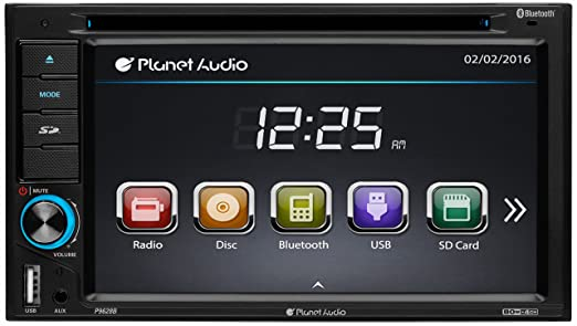 81U9QyxO8dL._SX522_ amazon com planet audio p9628b double din, touchscreen, bluetooth planet audio pnv9680 wire harness at bayanpartner.co