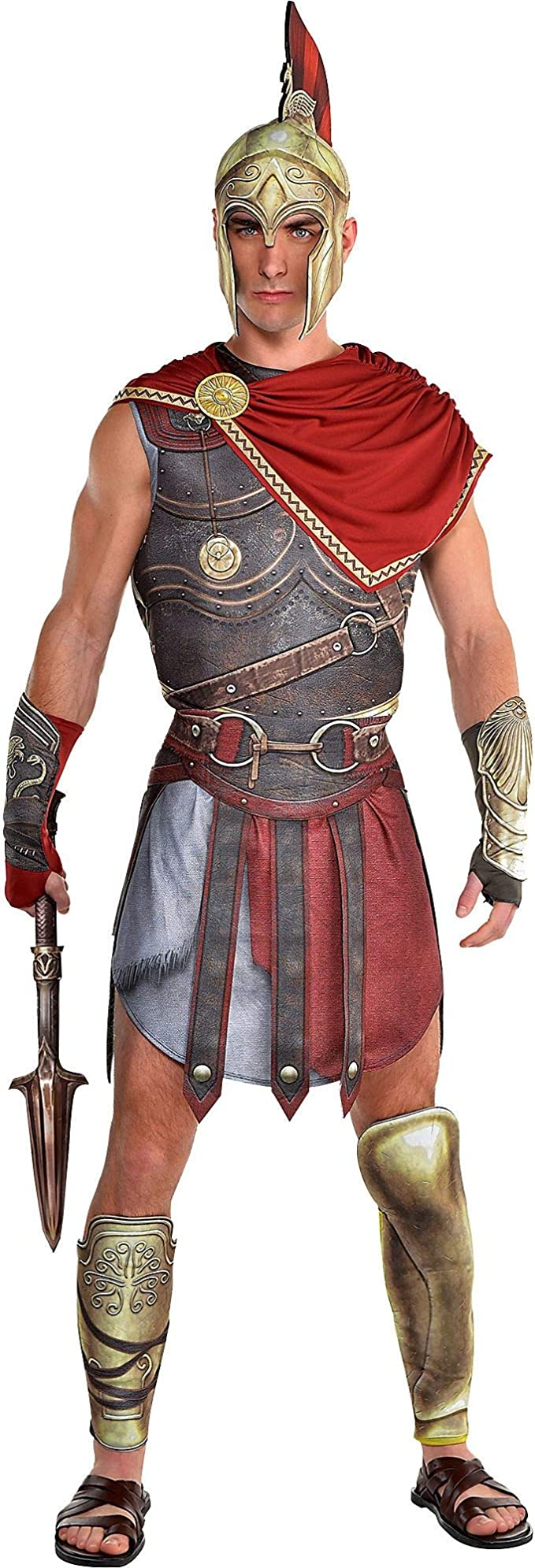 Party City Alexios Disfraz de Halloween para Hombres, AssassinS ...