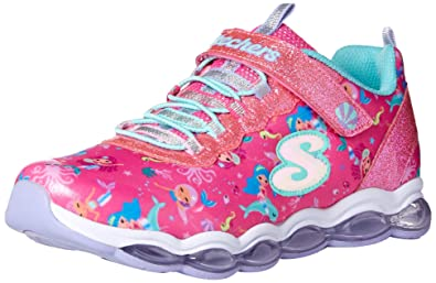 Skechers Glimmer Lights 20178l (Little Big Kid)