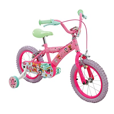 LOL Surprise! M14621 Bike, Multi-Colour, 14-Inch: Toys & Games