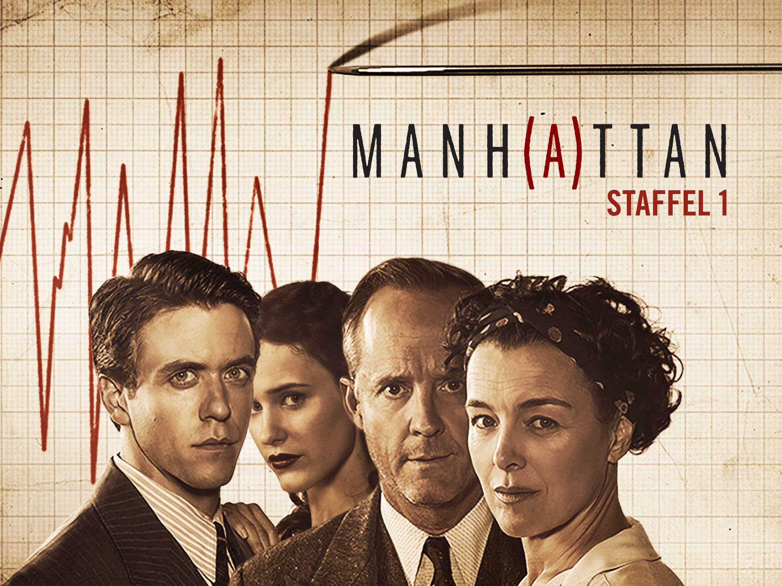 Amazonde Manhattan Staffel 1 Ov Ansehen Prime Video
