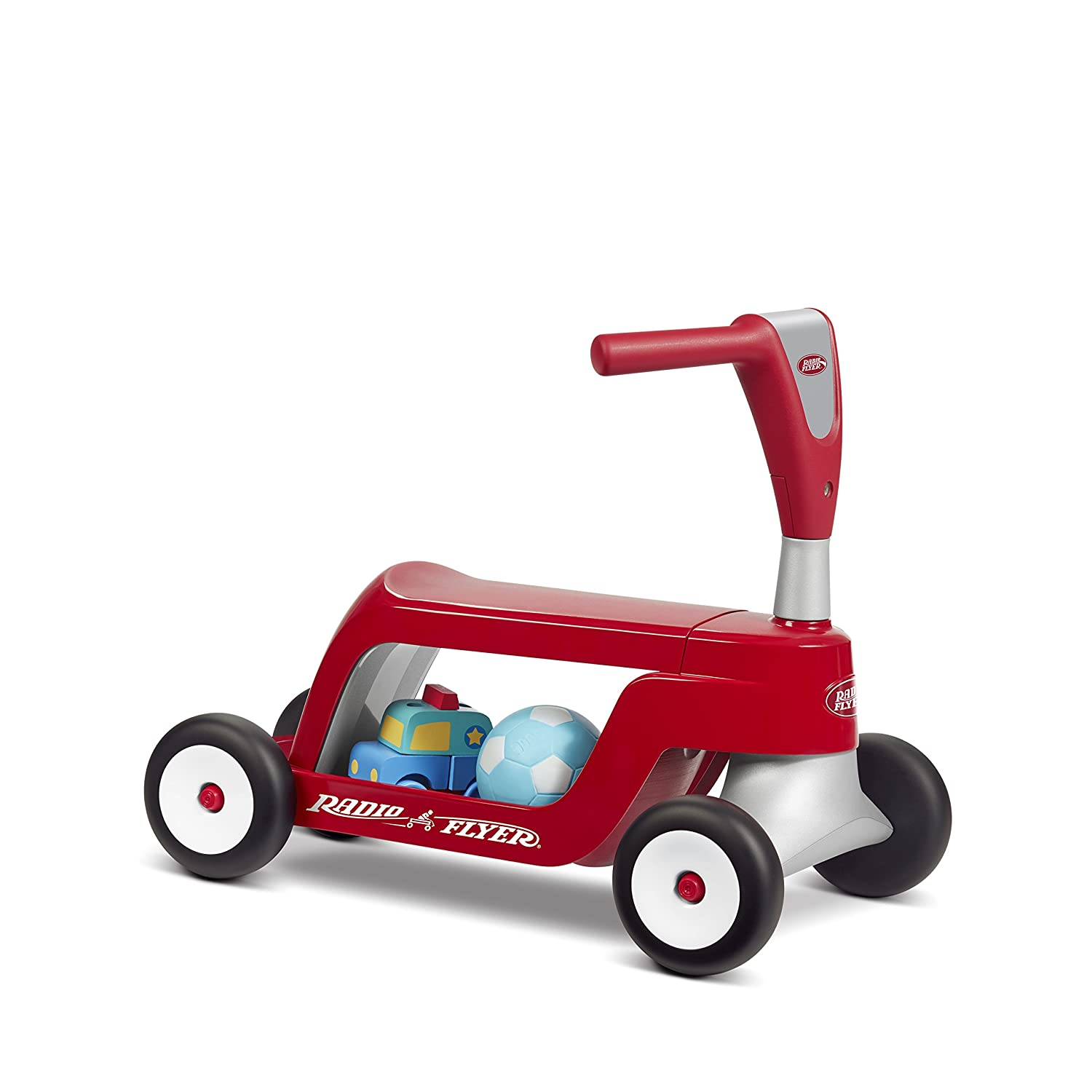 Amazon.com: Patinete 2 en 1 montable de Radio Flyer: Toys ...