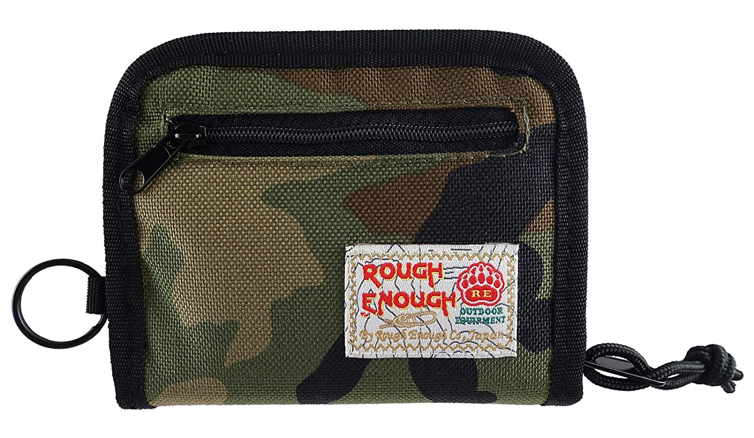 Billetera deportiva de nailon de Rough Enough camuflaje
