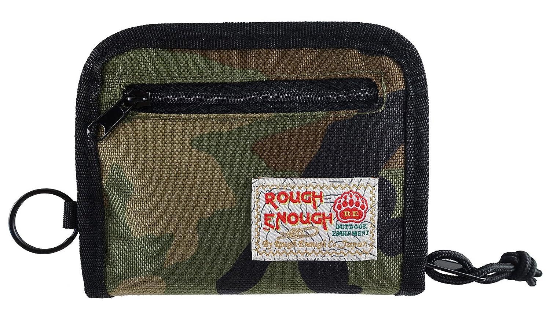 Billetera deportiva de nailon de Rough Enough camuflaje
