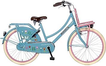 Popal Daily Dutch Basic 24 pulgadas 24 TR24 bicicleta holandesa ...