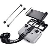 TOMAT Mavic Mini 2 Phone Mount,4-12 Inch Ipad Holder Phone Tablet Stand with 11.8inch OTG/Type-C Cable for DJI Mini 2/Mavic A