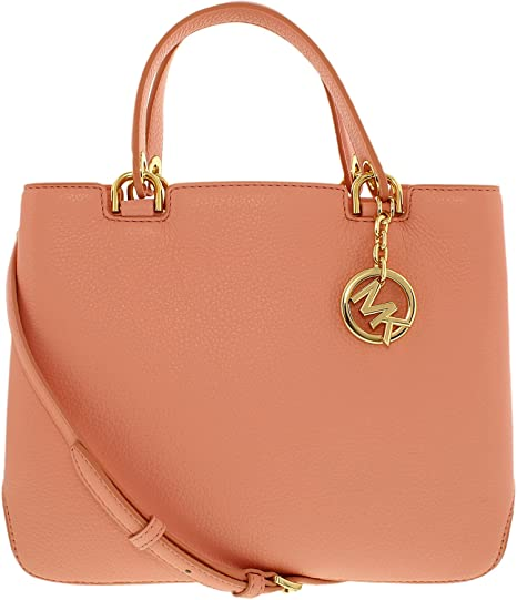 MICHAEL Michael Kors Anabelle Medium Top Zip Tote Pale Pink  Michael Kors   Amazon.co.uk  Luggage d15acb7111c77