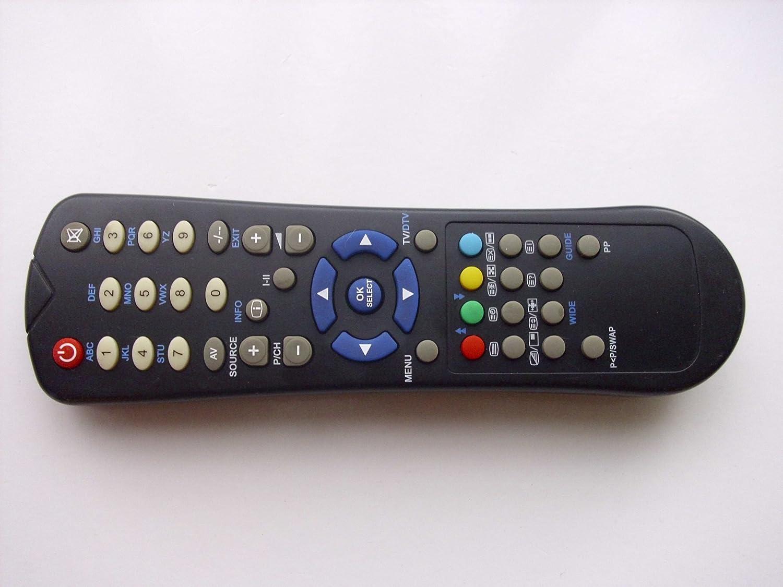 Technika 1055 Lcd Tv Remote Control For Lcd26 209 Amazon