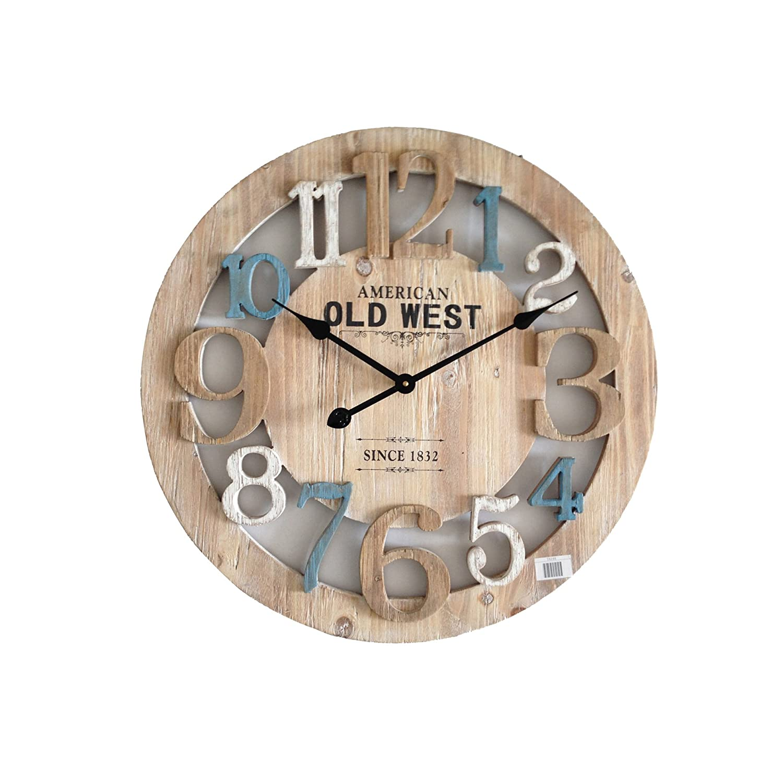 Technoline QWU Horloge murale pour enfant Motif Cars 2
