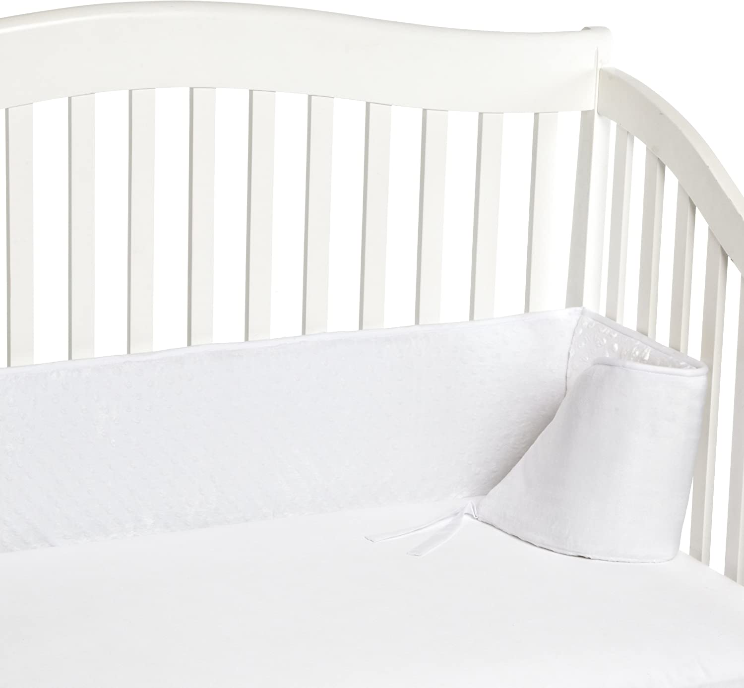 the mattress bedding cribs rail for baby bed mix bumper in protector child pads security cotton lot within cot crib product