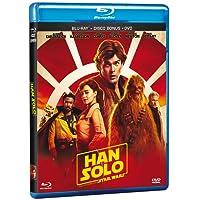 Han Solo: Una Historia de Star Wars (Blu-ray + DVD)