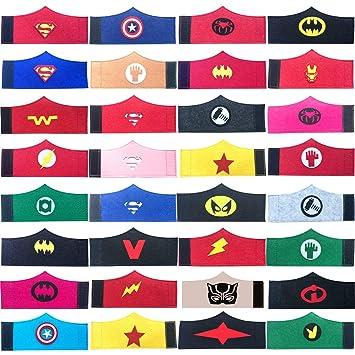 Take Inspire   Set de 32 Pulseras de superhéroe   Nueva ...