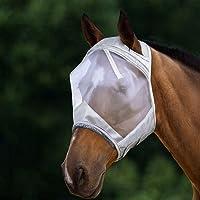 Harrison Howard CareMaster Máscara Anti-Moscas Protección Plata