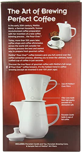 Melitta 36 oz. Pour Over Coffee Brewer