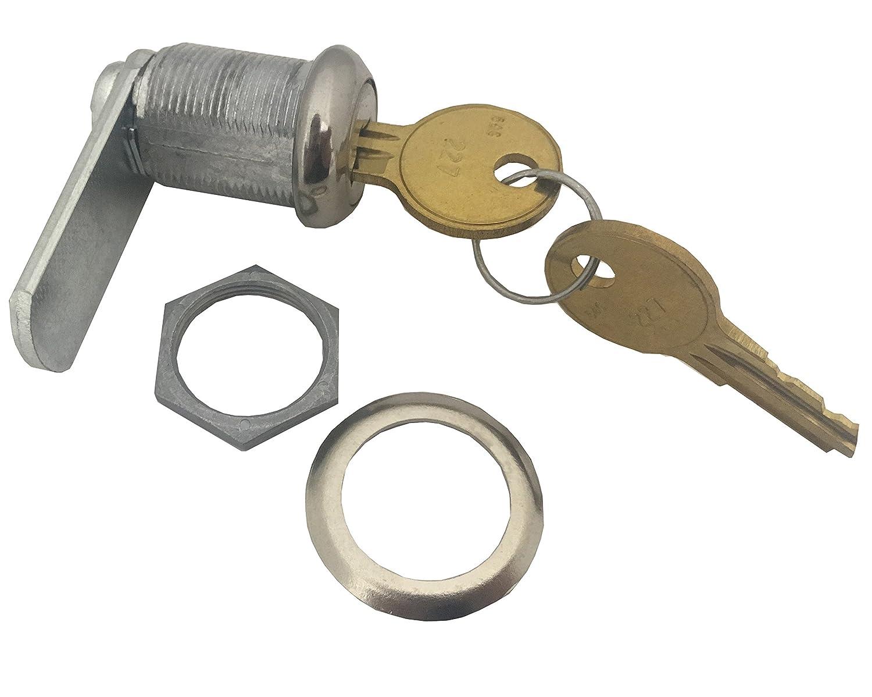 RAD-LOCK BOX 용 CAM-KEYLOCK 어셈블리