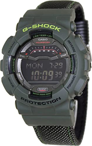 Amazon.com: G-Shock GLS100 – 3 G-Lide Series Reloj digital ...