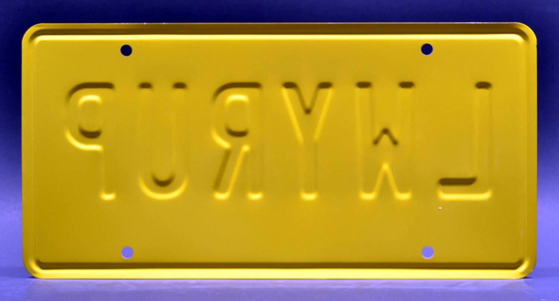 Breaking Bad Metal Stamped License Plates LWYRUP 327 2153