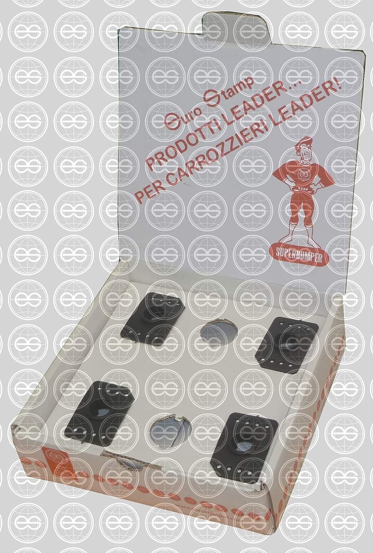Euro Stamp 101.13.1600/Kit Rack Rear Parking Sensors