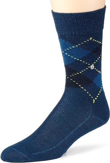 Burlington Herren Socken Preston Argyl Muster blickdicht Größe 40 46 verschiedene Farben 1 Paar Herrensocken Männersocken