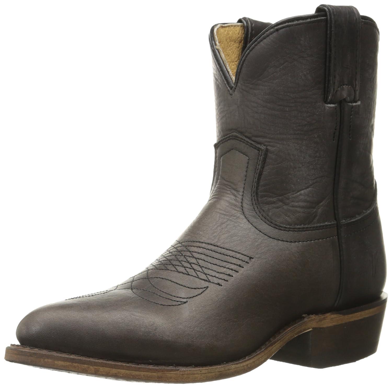 FRYE Women's Billy Short-Wshovn Western Boot B00R5515TI 8 B(M) US|Smoke