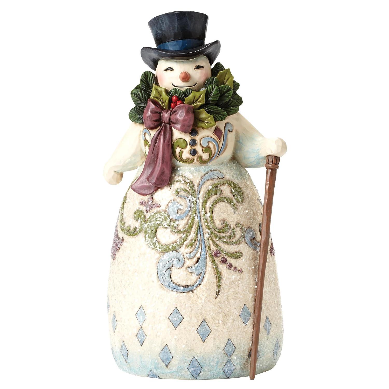 Heartwood Creek Creek Creek Be Joyful Always (Victorian Snowman) 2d25c1