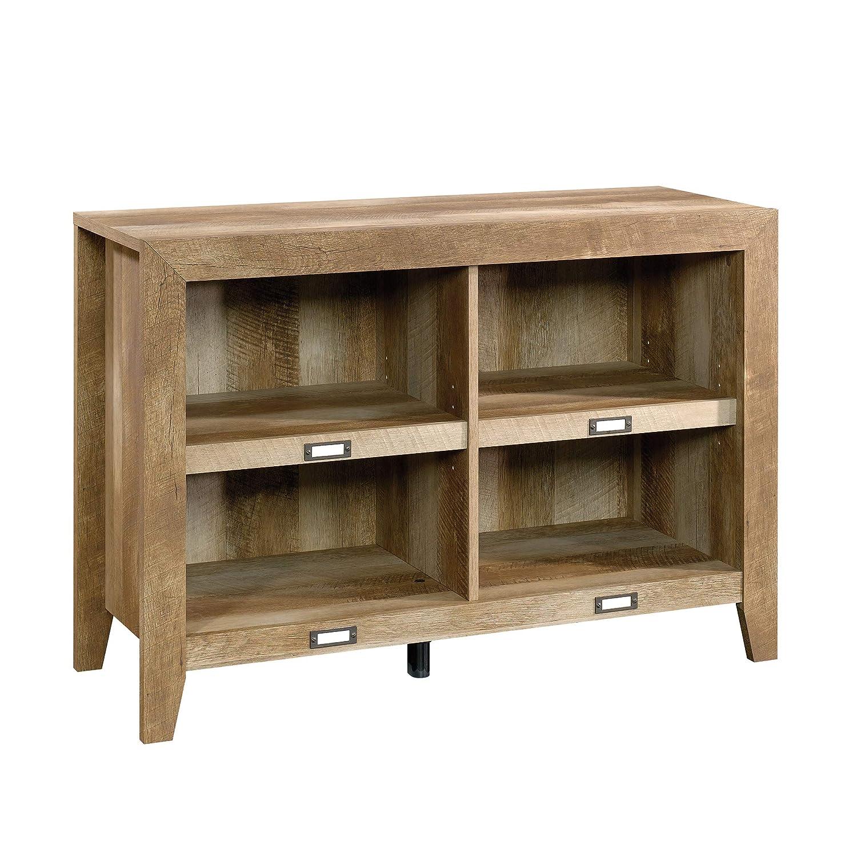 Sauder Dakota Pass Anywhere Console, For TVs up to 42 , Craftsman Oak finish