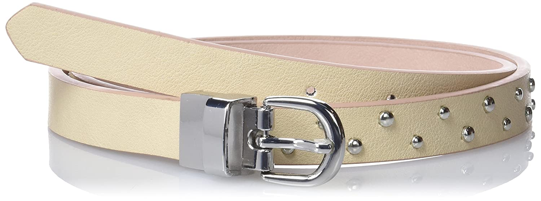 TALLA 95 (Tamaño del fabricante:95). Springfield Cinturón para Mujer