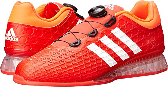 adidas Men's Leistung 16 Weightlifting Shoes