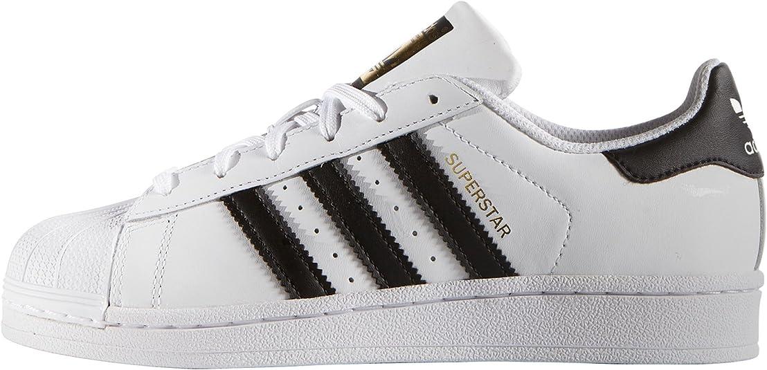 adidas Superstar 80s W Blanc. Authentique Bakets Femmes