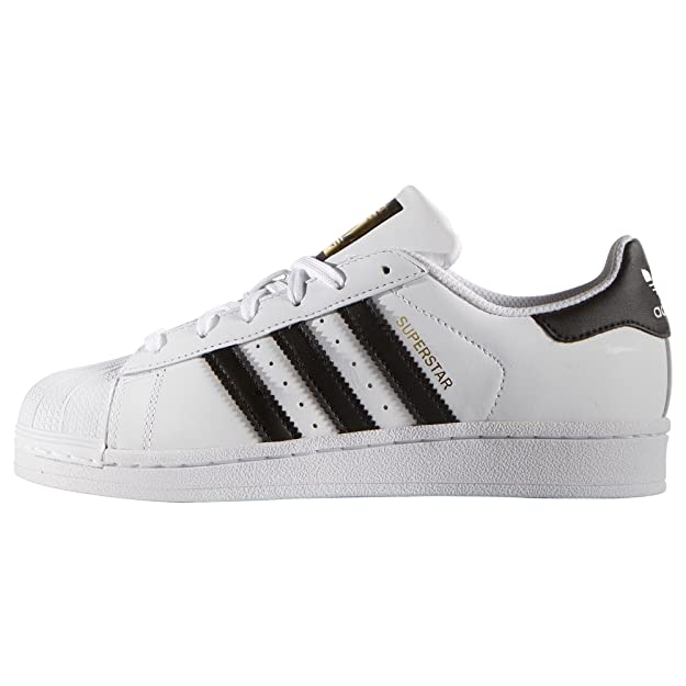 Adidas Original Superstar Autentic Blancas para Mujer de Piel. Sneakers: Amazon.es: Zapatos y complementos
