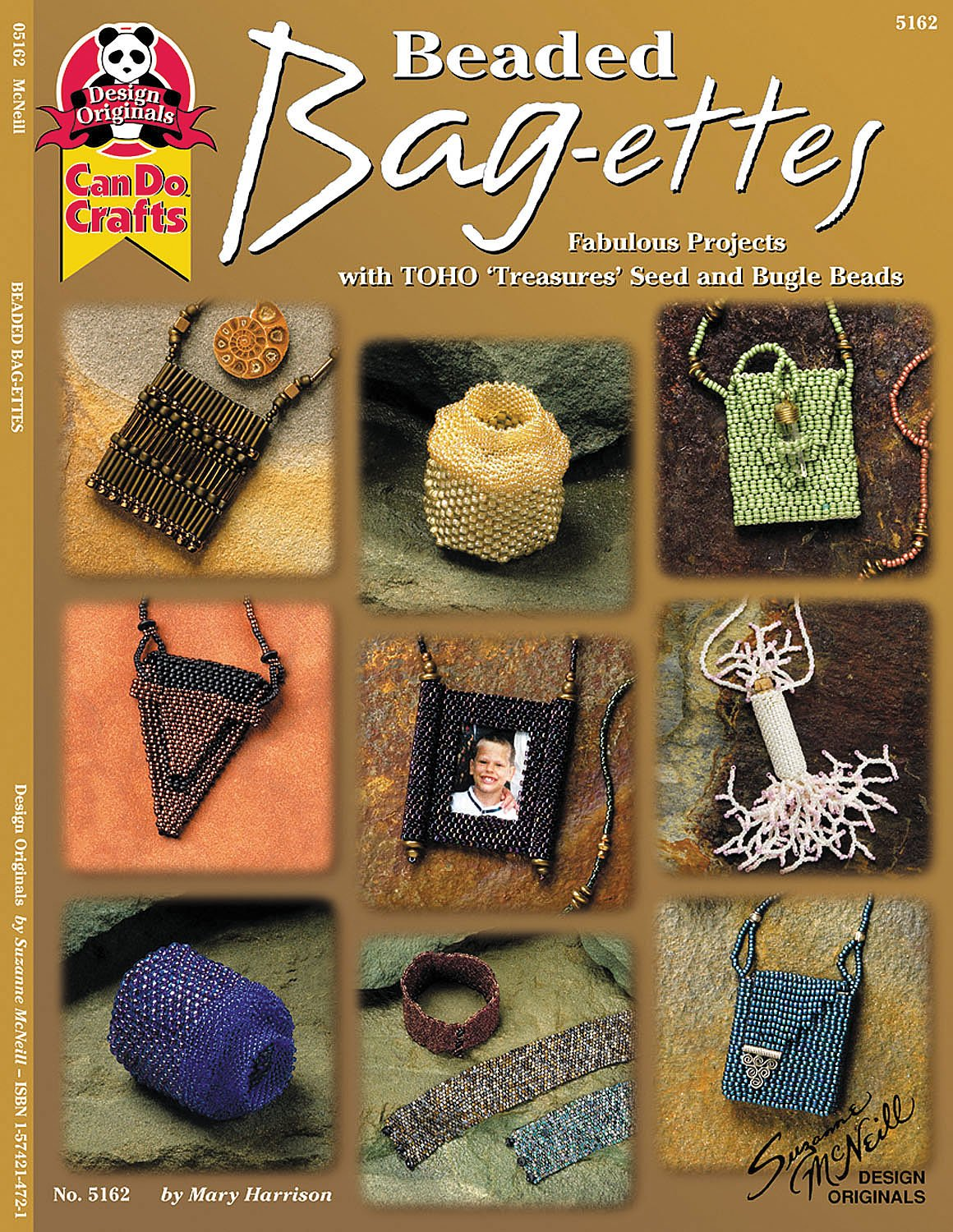 Beaded Bag-ettes: Fabulous Projects with TOHO