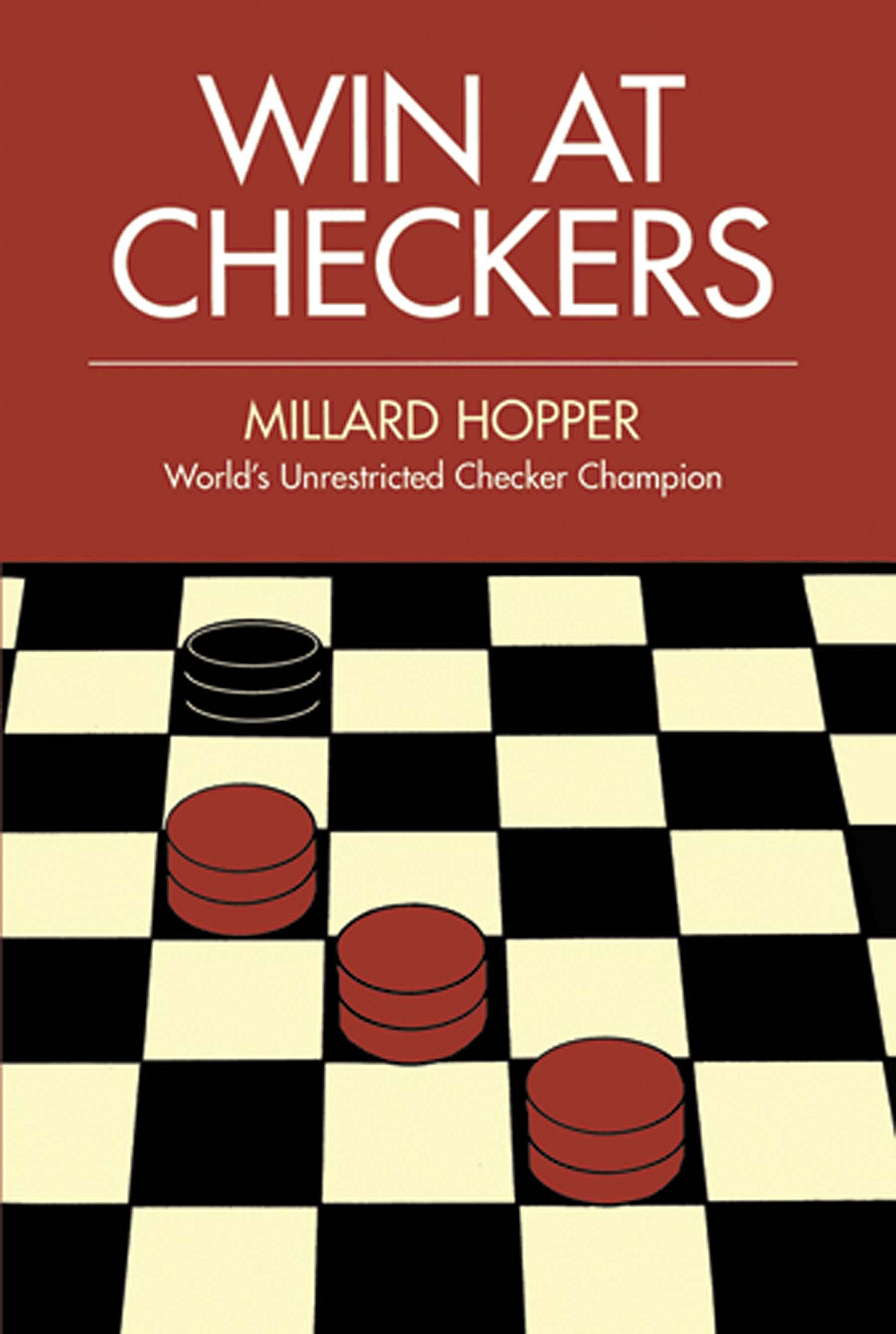 Win at Checkers (English Edition)