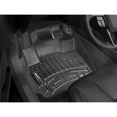 WeatherTech (445041) FloorLiner, Front, Black