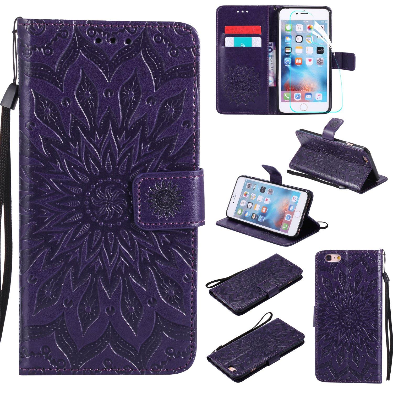 NOMO iPhone SE 5 Case,iPhone SE 5S Wallet