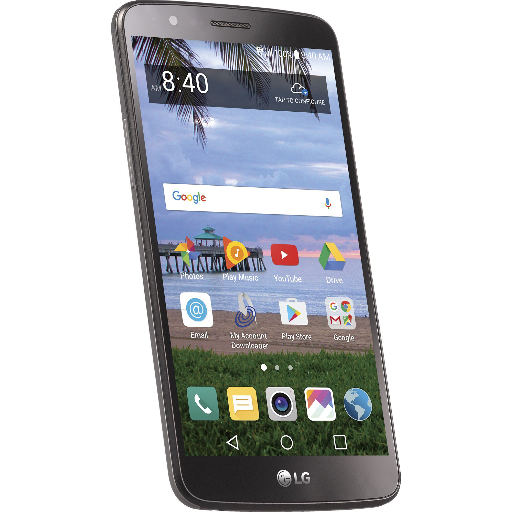 Simple Mobile LG Stylo 3 4G LTE Prepaid Smartphone with Free $50 Unlimited Bundle by Tracfone (Image #3)