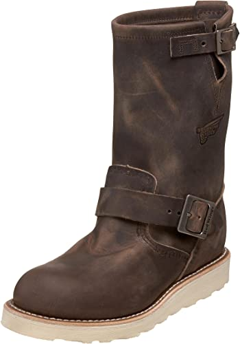 red wing heritage men's engineer boots