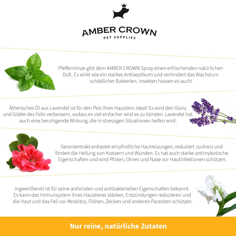Amber Crown 4 en 1 - Neutralizador de olores - Multiusos ...