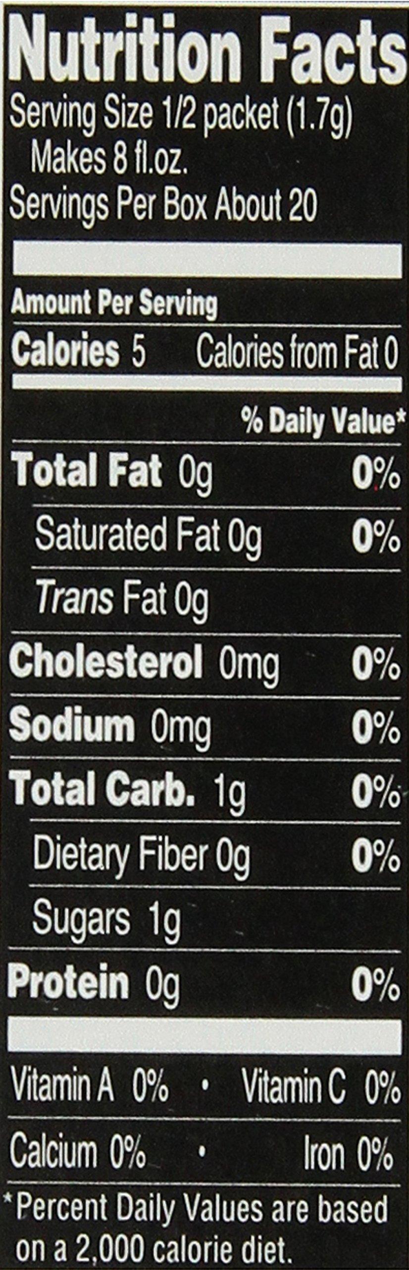 Arnold Palmer Nutrition Facts – Blog Dandk