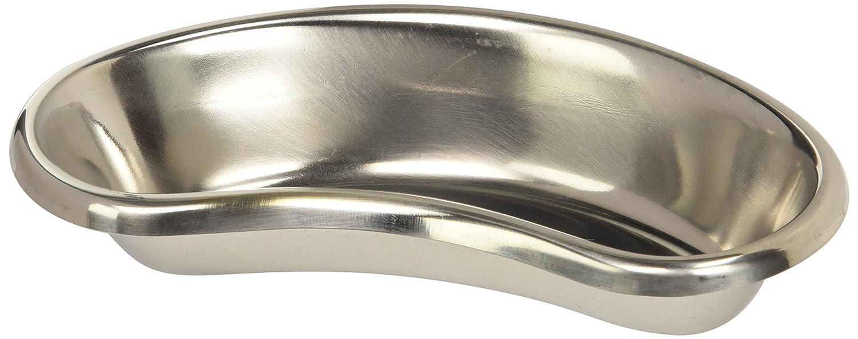 Gima S.P.A 26580 riñ ó n de acero inoxidable plato, de profundidad, 162 mm x 77 mm x 31 mm 162mm x 77mm x 31mm