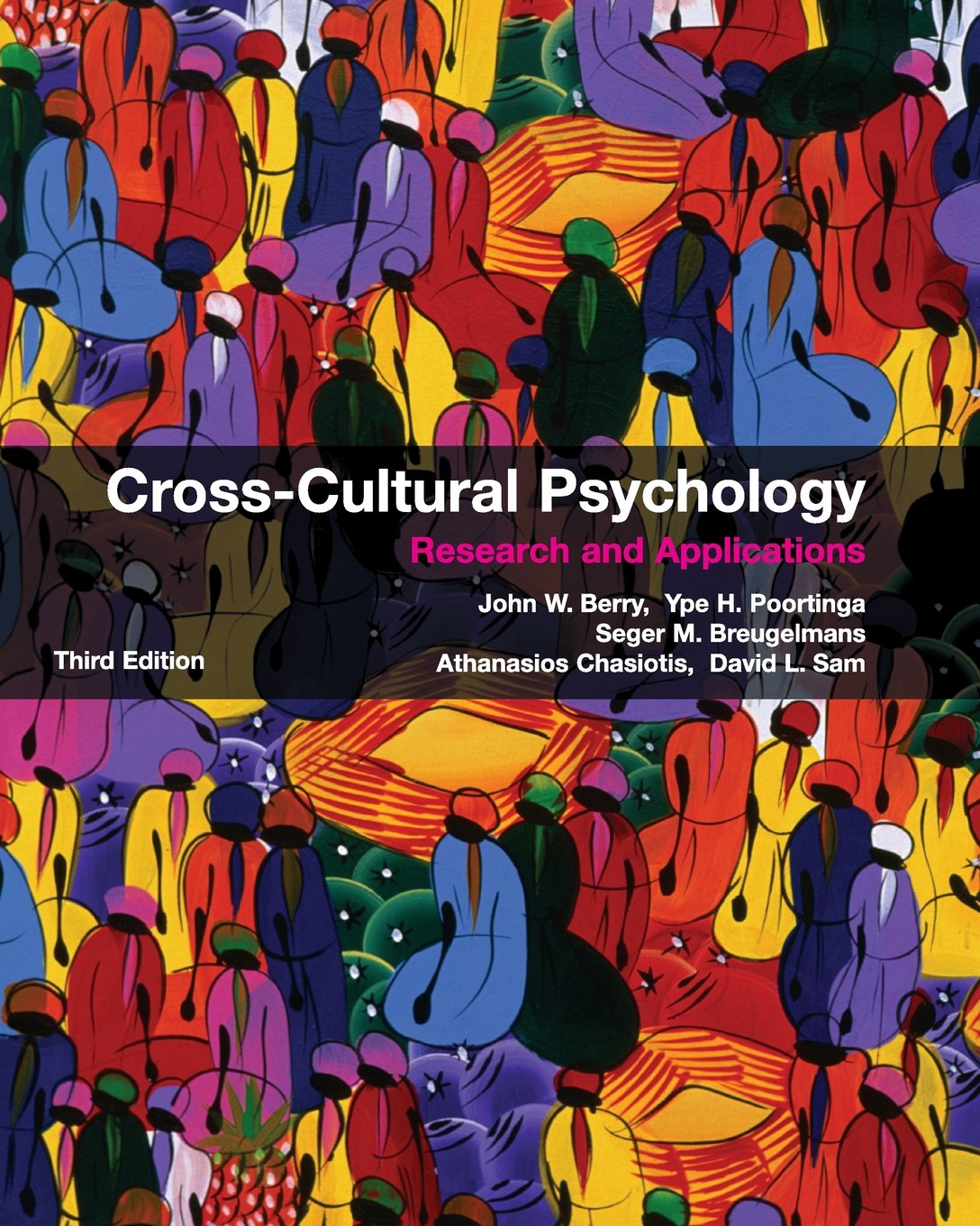 Cross Cultural Psychology  Research And Applications
