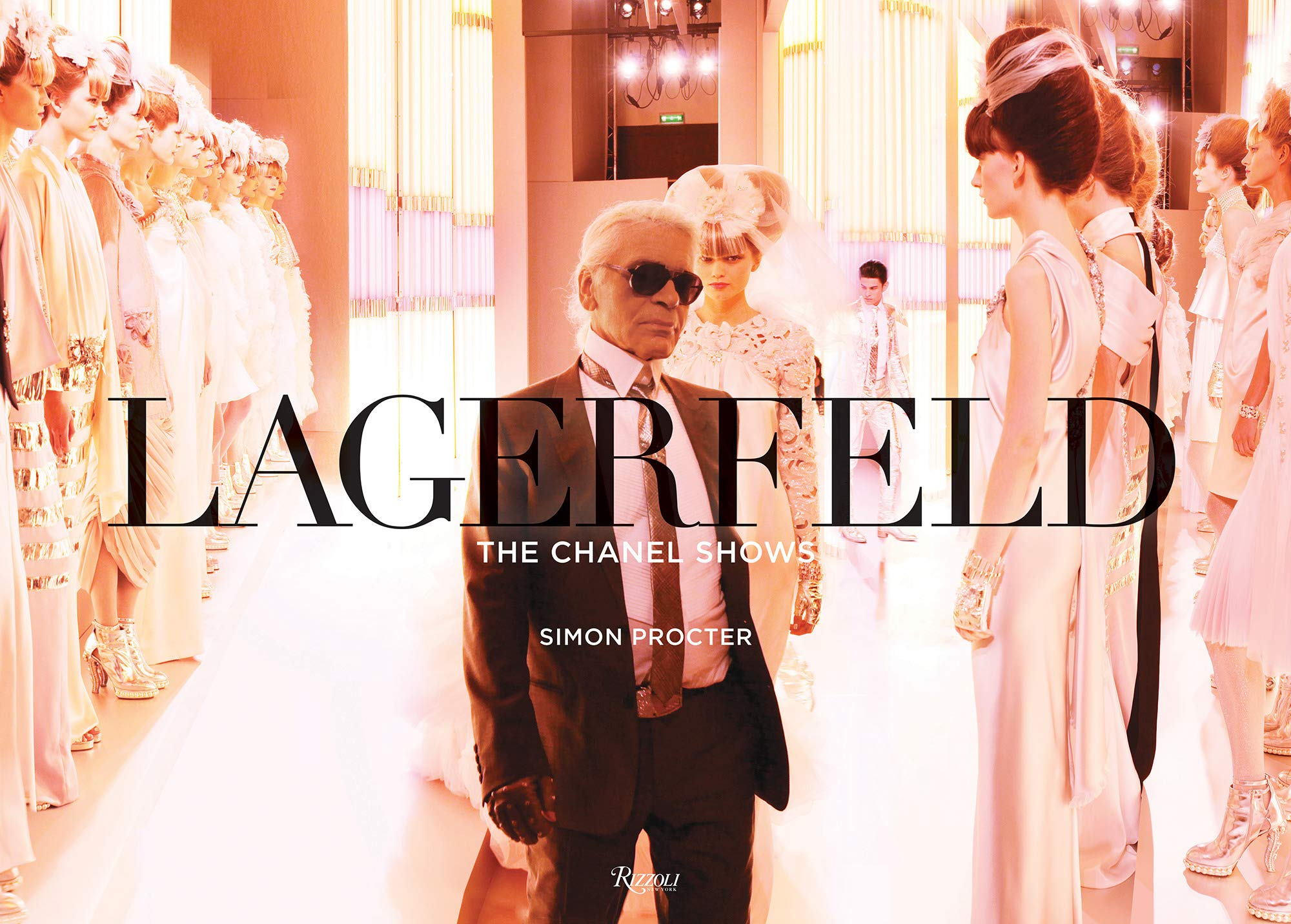 Lagerfeld: The Chanel Shows by Rizzoli