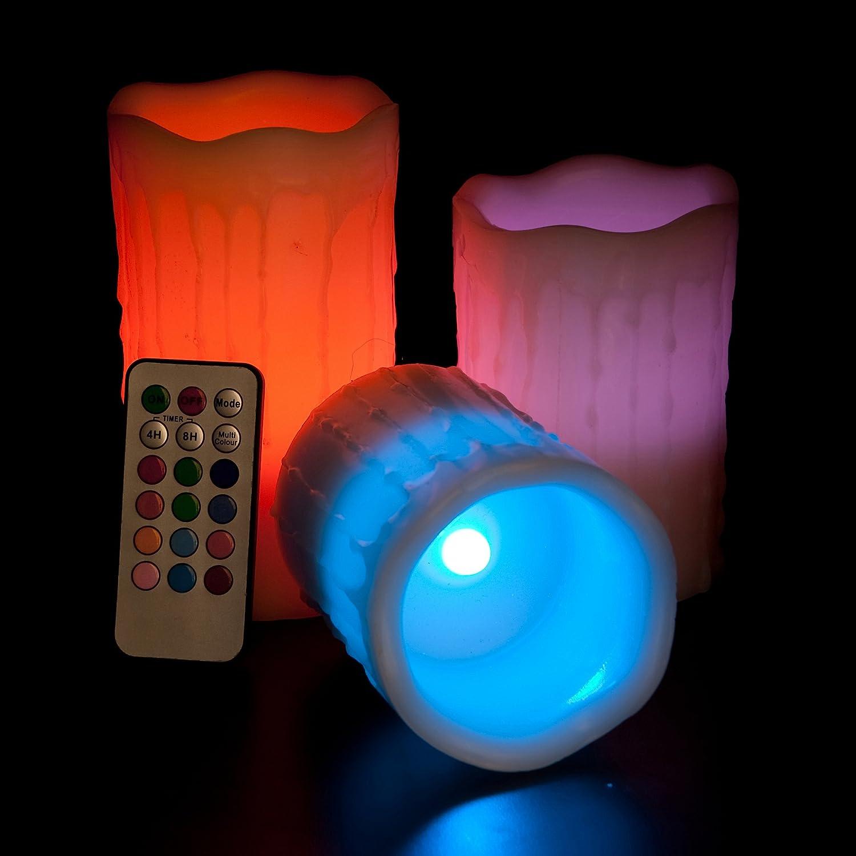 81UA5%2B8vm0L._SL1500_ Schöne Kerze Leuchtet In Verschiedenen Farben Dekorationen