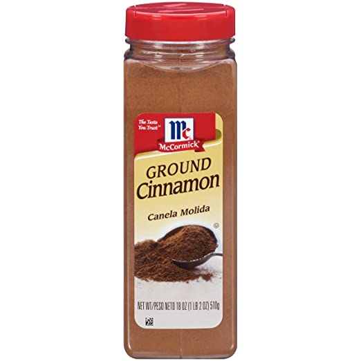 McCormick Ground Cinnamon Larg...