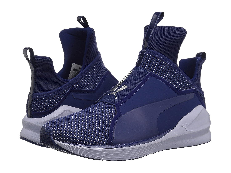 プーマ シューズ スニーカー Fierce Velvet VR Blue Depth [並行輸入品]   B076HMFLWS