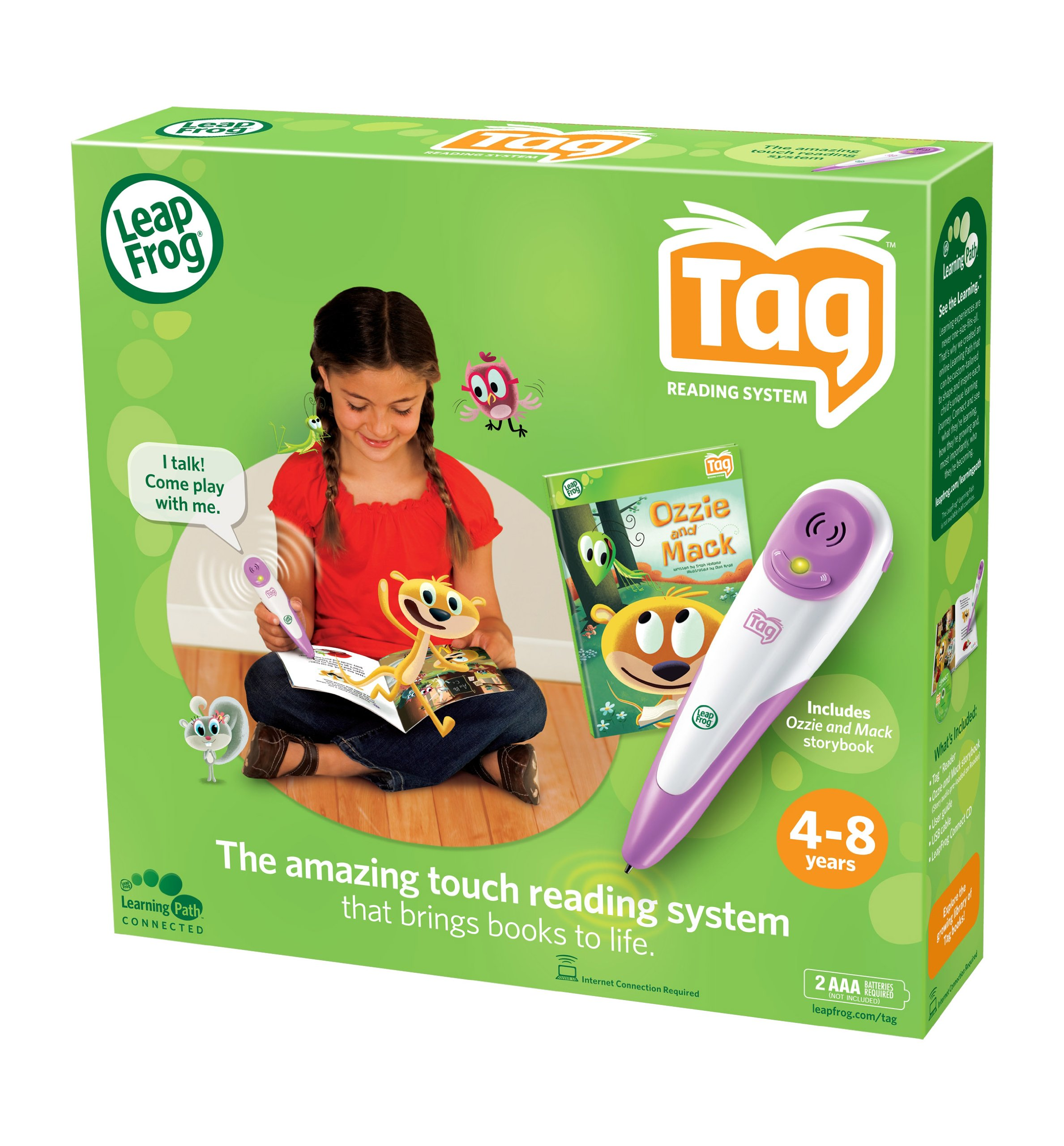 LeapFrog Tag Reading System - Pink by LeapFrog (Image #5)