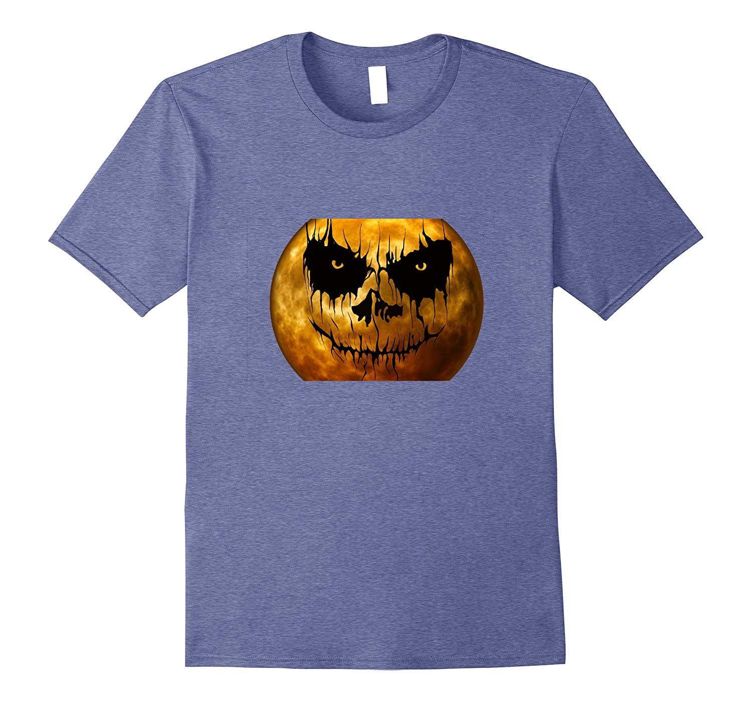 Scary Halloween, T-shirt, Scream, RIP, Treat, Zombie-TH