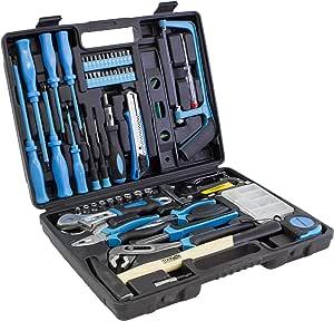 Karcher maletín de herramientas - 60 piezas incluye martillo ...